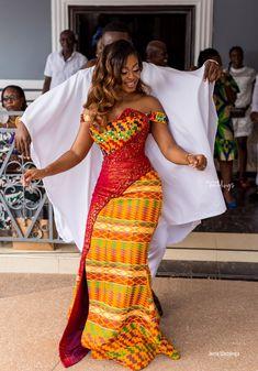 African Bridal Dress, African Formal Dress, African Dresses For Kids, African Maxi Dresses, Latest African Fashion Dresses, African Print Fashion, African Wear For Ladies, African Fashion Designers, Africa Fashion