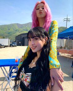 Kpop Girl Groups, Korean Girl Groups, Kpop Girls, Nayeon, My Girl, Cool Girl, Twice Group, Twice Fanart, Sana Momo