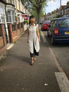 Ashon Fashionary: One Bright Sunny Day in London