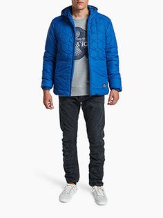 Jack & jones jas met dons
