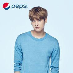 새로운 펩시의 모델 iKON 사진 대방출! iKON! 잘 부탁해~ ㅎ #iKON #펩시 #pepsi #Live_for_Now