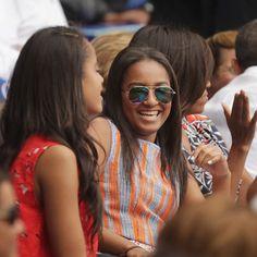 Sasha Obama, 15 ans et déjà une icône de mode