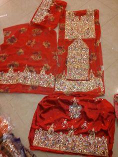 Baluchi Bridal Dress