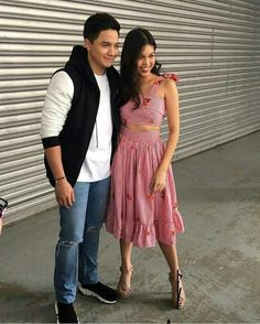 Alden and Maine at October Alden Richards, Tv Awards, Now And Forever, Mens Fashion, Summer Dresses, Model, Maine, Outfits, Taeyong
