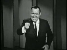 ▶ Jonathan Winters on The Jack Paar Show - YouTube - which proves that funny is forever.