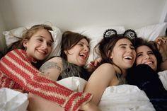 GIRLS HBO, love them.