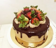 How to make 60th birthday cake (chocolate cake)