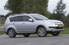 Citroen C-Crosser HDiF Exclusive Autotest Outlander, Peugeot, Cars, Vehicles, Weird, Autos, Car, Car, Automobile