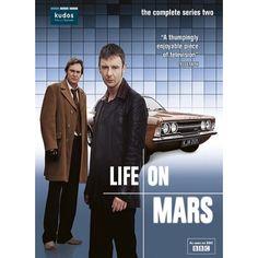 Life on Mars - Saison 2:Amazon.fr:DVD