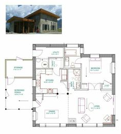 Casa ultra moderna