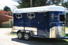 Horse Floats for sale in Australia from my friends at Equiluxe: http://www.equiluxehorsefloats.com.au/
