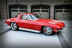 1963 corvette custom