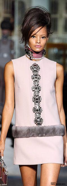 Milan Fashion Week Dsquared2 pink
