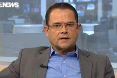 Demissoes geram clima de tensao no jornalismo da Globo - o caso Sidney Rezende - Blue Bus