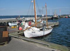 K1054 Karen vel ankommet fra Svendborg, 6. august 2015