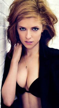 Who Knew Anna Kendrick Was THIS Hot?!  click for all pics