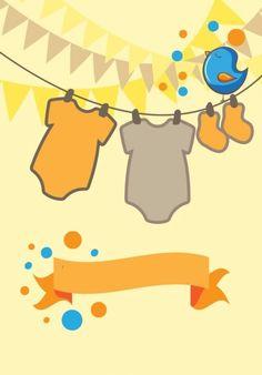 #bebê #laranja #roupinha #varal
