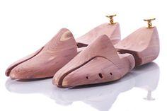 Luxus-Schuhspanner aus Zedernholz