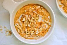 """Pumpkin N'oatmeal (Paleo """"Oatmeal"""")"""