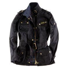 Barbour Ladies International Jacket