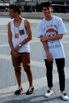 Teen guys