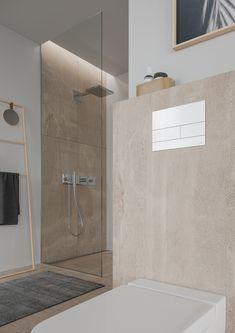 Przycisk spłukujący biały matowy #design #bathroom #flushplate Bathtub, Bathroom, Standing Bath, Washroom, Bathtubs, Bath Tube, Full Bath, Bath, Bathrooms