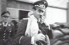 Luftwaffe pilot JG26 Adolf Galland