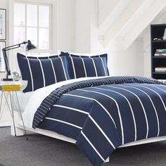Nautica Knots Bay Duvet Cover Set - 207507