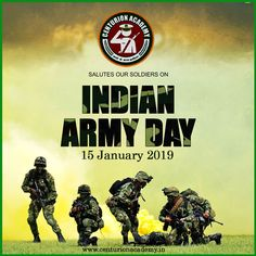 GEC wishes to all a Happy Indian Army Day! Let us celebrate Indian Army Day by saluting all the army men for their bravery, dedication and patriotism. Born to fight, trained to kill, prepared to die, but never will.