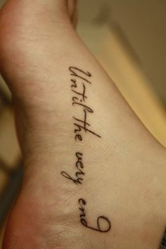 HP♡ -  Awww another cute Harry Potter tattoo! love it