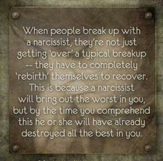 It is not your fault. Recovery from abuse takes time...sometimes years....but it is possible. You can rebuild your life, but you have to let go of what cannot be changed and move forward.