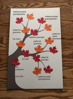 family tree diagram template for kids - Yahoo Search Results Más Family Tree Layout, Family Tree Quilt, Family Tree For Kids, Family Tree Art, Diy Family Tree Project, Tree Crafts, Diy And Crafts, Family Tree Diagram, Tree Templates