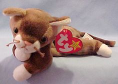 5cdbb8fef86 Click here to go to our Collectible TY Beanie Babies Cats and Kittens Chip  Flip Snip