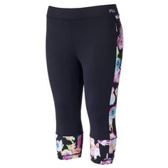 Stylish and comfortable, these women's plus size FILA SPORT capris are the perfect pick for your performance wardrobe. Plus Size Fashion For Women, Plus Size Womens Clothing, Plus Size Outfits, Plus Size Workout, Curvy Workout, Pretty Quinceanera Dresses, Dresser, Workout Wear, Workout Outfits