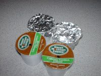 Thrifty Tip for Your Keurig (ways to reuse and save money if u use the pods). But u can also just buy the reusable pod and buy your own coffee, hot chocolate, lemonade, tea, and YES now they are using soup/broth. I can't wait for Christmas Keurig Recipes, Soup Broth, Fun Drinks, Beverages, Helpful Hints, Handy Tips, Saving Money, Money Savers, Good To Know