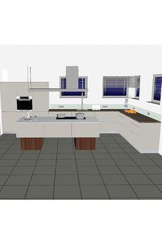 Die neue Küche der Familie Hütter in Oberhausen