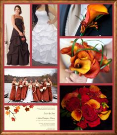 David Bridal wedding ideas Very excited to be planning my fall wedding!