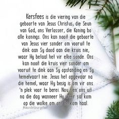 Christmas Quotes, Christmas Wishes, Christmas Holidays, Xmas, Qoutes, Life Quotes, Afrikaans Quotes, Beautiful Words, Verses