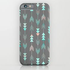 Aztec Arrows iPhone & iPod Case by Sunkissed Laughter - $35.00