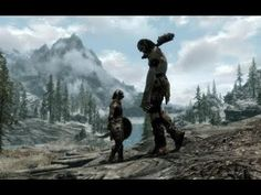 The Topography of Risk: Time and Punishment in 'The Elder Scrolls V: Skyrim' Epic Story, Story Time, Nephilim Giants, Beowulf, Cryptozoology, Ancient Aliens, Another World, Elder Scrolls, Fantasy