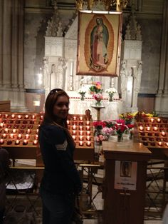 in St. Patrick's Cathedral