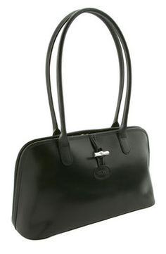 I love this Longchamp 'Roseau' Dome Satchel (via Shop It To Me)