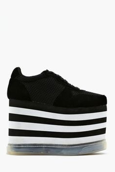 JEFFREY CAMPBELL - Platform sneaker