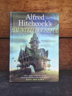 Hitchcock's Haunted House Spooky Stories for by BetterThanBellows