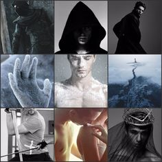 ARCUS (Fan inspiration collage by Lily Grant)