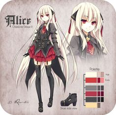Image result for best anime character design