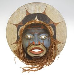 Native American mask.