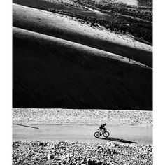 jeredgruber's photo on Instagram -   Early morning on Mont Ventoux.
