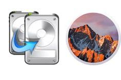 Cloner macOS Sierra (10.12) : vers un disque, fichier image, serveur NAS…