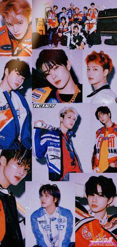 J Pop, Aesthetic Iphone Wallpaper, Aesthetic Wallpapers, Tumblr Korea, Nct 127 Members, Kpop Posters, Nct Ten, Nct Life, Nct Doyoung